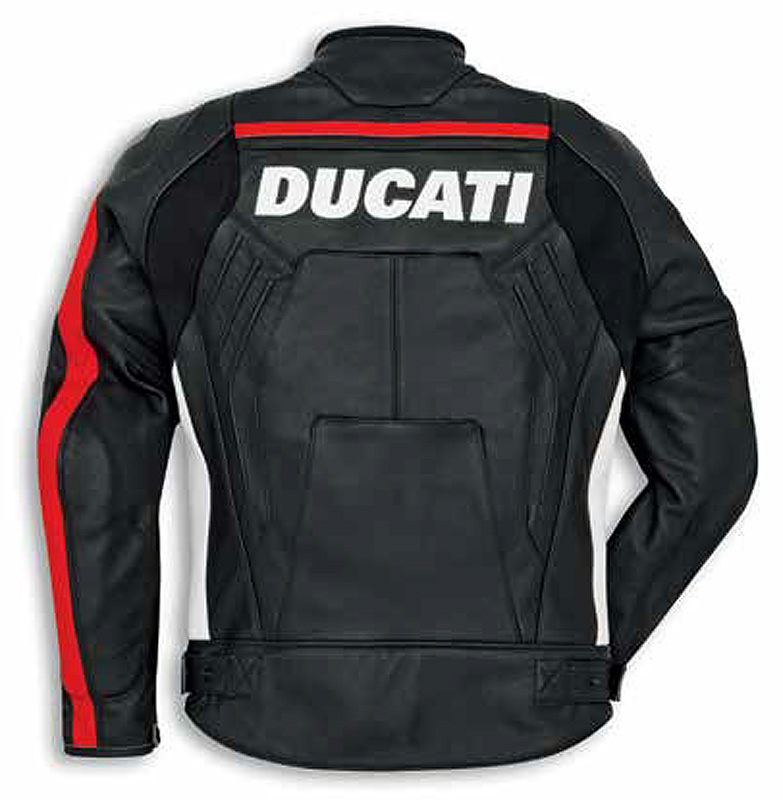 Ducati Lederjacke Herren Corse C4 Dainese